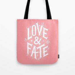 Love & Fate Tote Bag