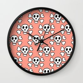 A Pirate's Life For Me Wall Clock