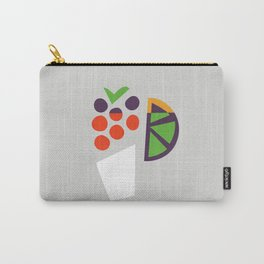 Berry Cocktail Carry-All Pouch