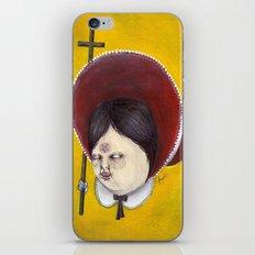 El Gorrito iPhone & iPod Skin