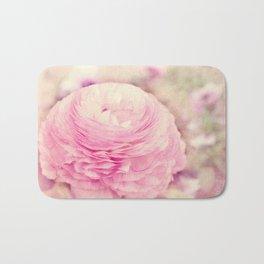 AFE Pink Ranunculus Bath Mat