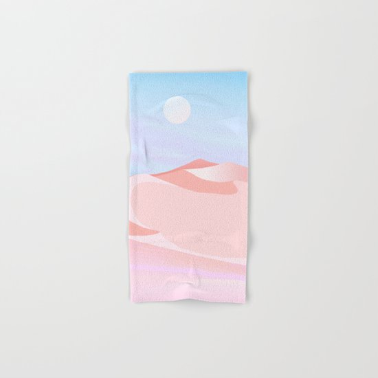 Calm Dune Hand & Bath Towel
