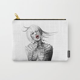 Alternative Fashion Girl Carry-All Pouch