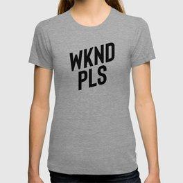 WKND PLS T-shirt