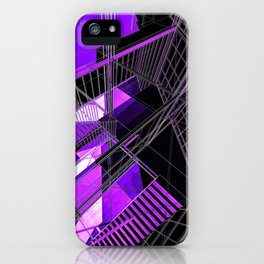 Don´t Look Down iPhone Case