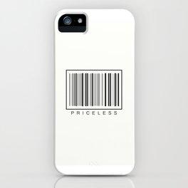 Priceless iPhone Case