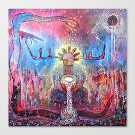 The Deepest Magik Canvas Print