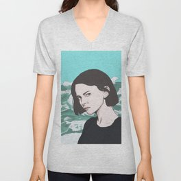 Under the Surface Unisex V-Neck
