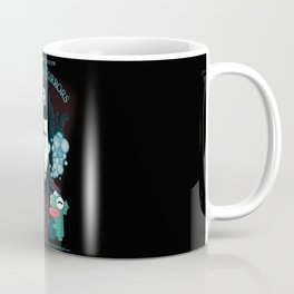 Lovecraft's Home for Eldritch Horrors Coffee Mug