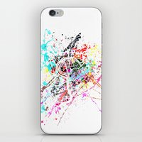 rome iPhone & iPod Skins featuring Rome by Nicksman