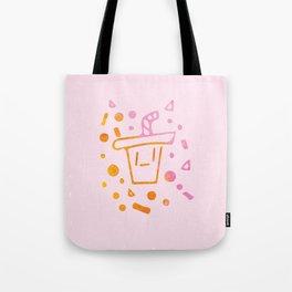 Soda Sippy Tote Bag
