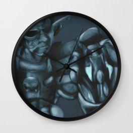 Cyber Erol Wall Clock