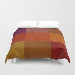 Fall Colors  Duvet Cover