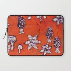 mushroom batik Laptop Sleeve