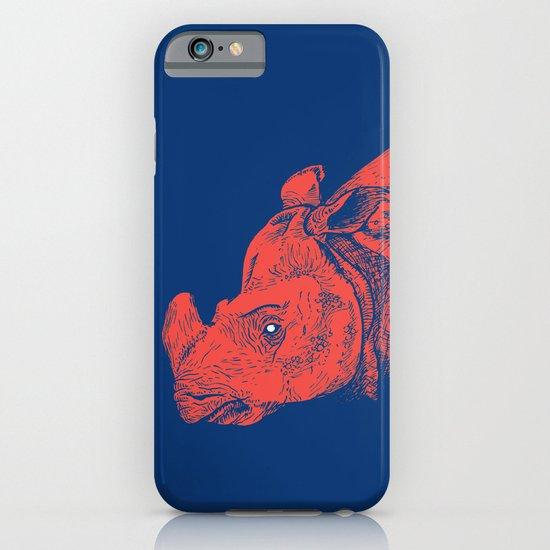 Red Rhino iPhone & iPod Case