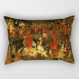 Exu Rectangular Pillow