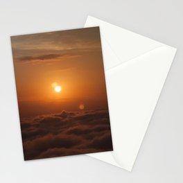 Three Sun SunSet Stationery Cards