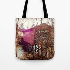 Seeing The Light Through A Brief Darkness  Tote Bag