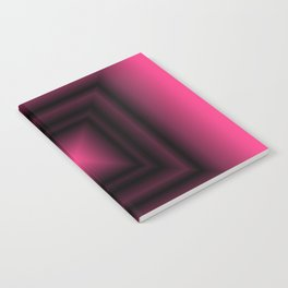 Pink & Square Notebook