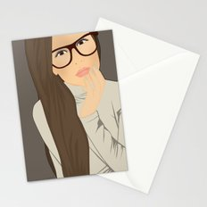Eva from Instagram Stationery Cards