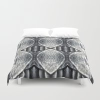 clear Duvet Covers featuring Crystal clear by Gun Alfsdotter
