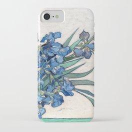 Irises II - Vincent Van Gogh iPhone Case