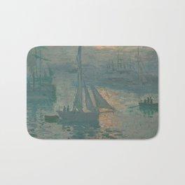 Sunrise (Marine) Bath Mat
