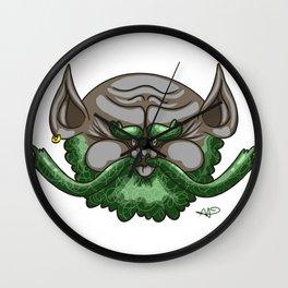 Bearded Fella Wall Clock
