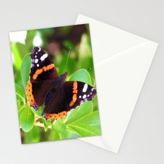 Society6 butterfly Stationery Cards