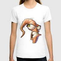 video games T-shirts featuring Triangles Video Games Heroes - EarthWorm Jim by s2lart
