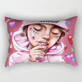 LIL XAN---ART Rectangular Pillow