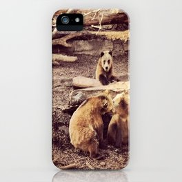 Bear with me... iPhone Case