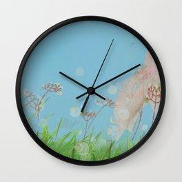 ~Parfume de Femme~ Wall Clock