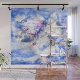 Siebenter Himmel Wall Mural