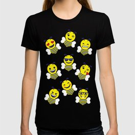 Yellowjacket Emojis T-shirt