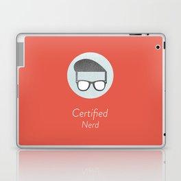Certified Nerd Laptop & iPad Skin
