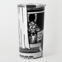 Shazam x Looney Tune Travel Mug