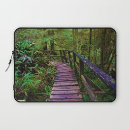 Come take a walk on the wildside Laptop Sleeve