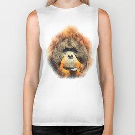 Orangutan Biker Tank