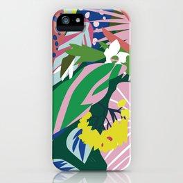 Lush Jungle iPhone Case