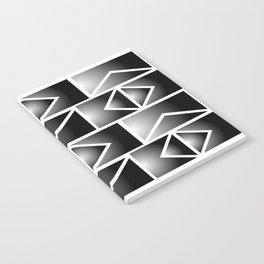 Black & White Illusion Notebook
