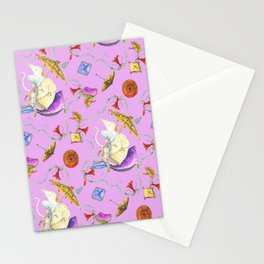 Stu's delightful meditation Stationery Cards