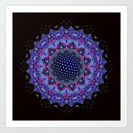 Infinite Expansion Art Print