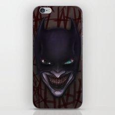 Batjoker iPhone Skin