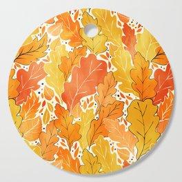 Fall Cutting Board