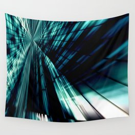 The mirror of the soul Wall Tapestry