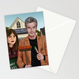 Twelfth & Clara Stationery Cards
