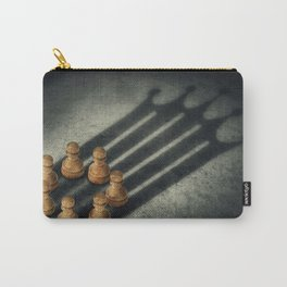 the pawns crown Carry-All Pouch