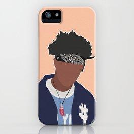 JOEY BADASS iPhone Case