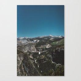 Glacier Point, Yosemite National Park IV Canvas Print
